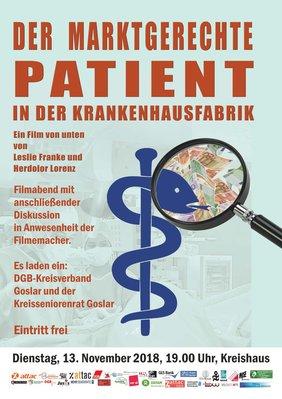 "Der Film ""Marktgerechter Patient"""