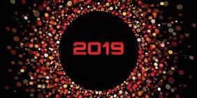 2019 Jahrezahl