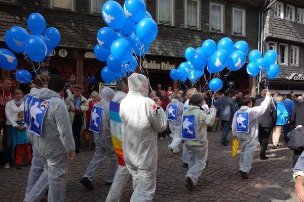 Die Goslarer Friedensgruppe